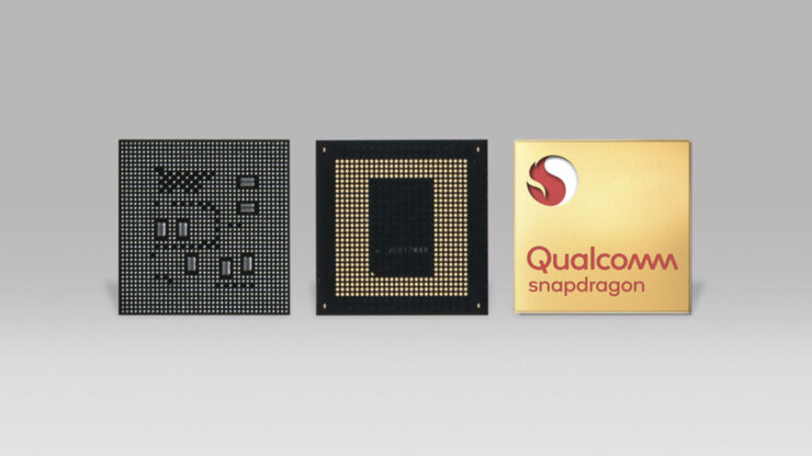 Snapdragon 888 Successor With Part Number SM8450 to Be on the 4nm Node; Will Feature Integrated 5G Modem, Kryo 780 Cores, More