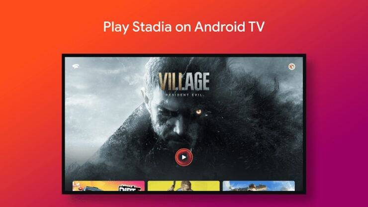 Google Stadia is Finally Live for Android TV