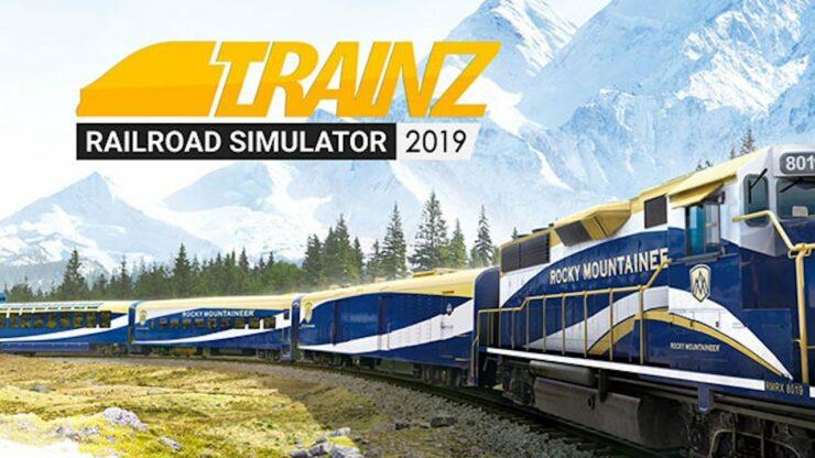 Trainz Railroad Simulator Platinum Edition Bundle