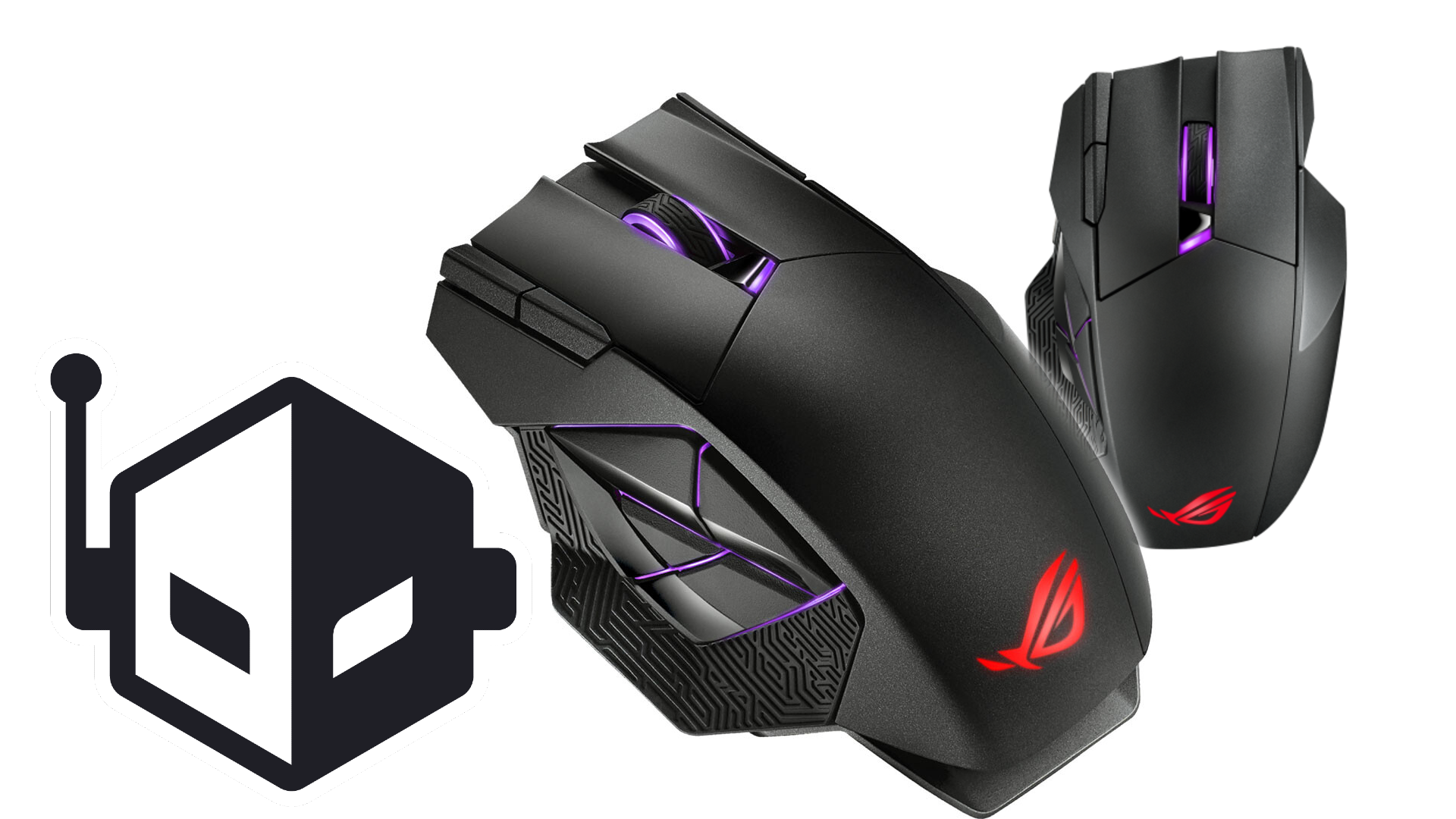 ASUS Releases the ROG Spatha X Wireless MMO Gaming Mouse!
