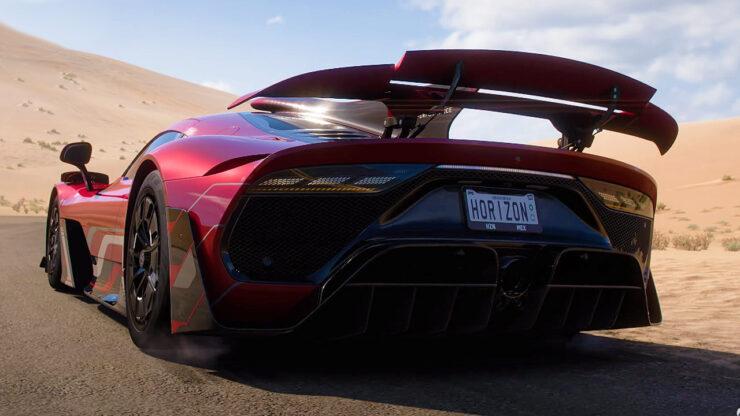 Forza Horizon 5 PC specs