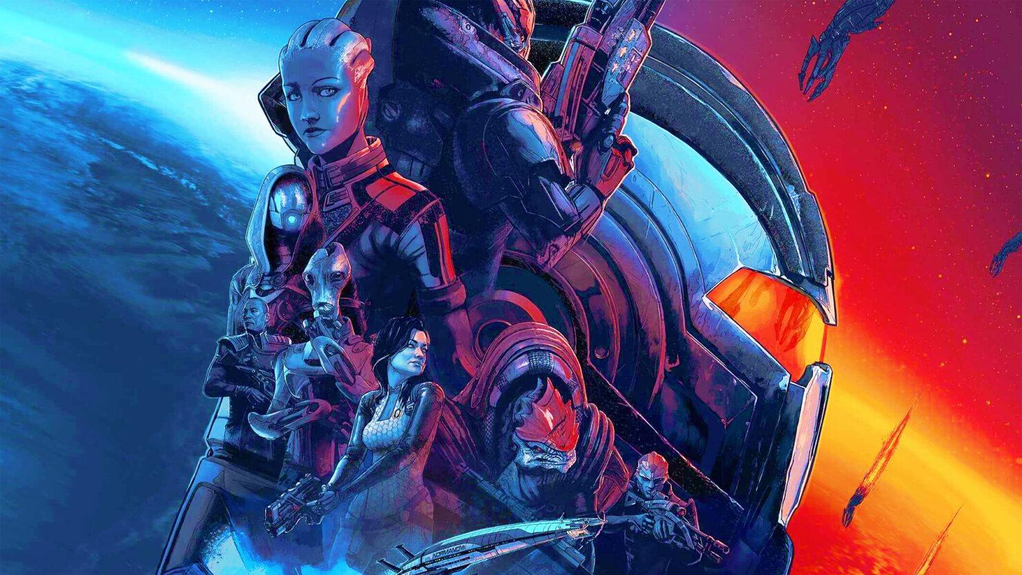 EA Steam Summer Sale Mass Effect Legendary Edition