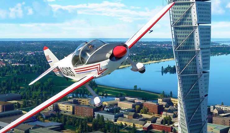 Microsoft Flight Simulator Nordics Update Out, More Surprises to Follow Top Gun Crossover