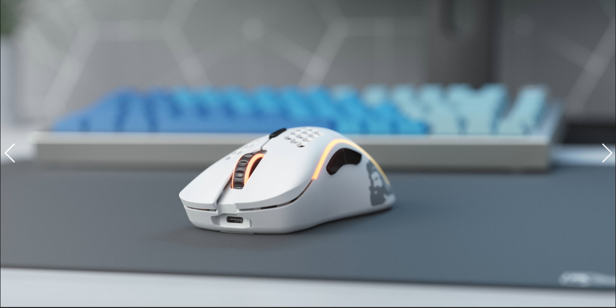 Model D Wireless Mouse