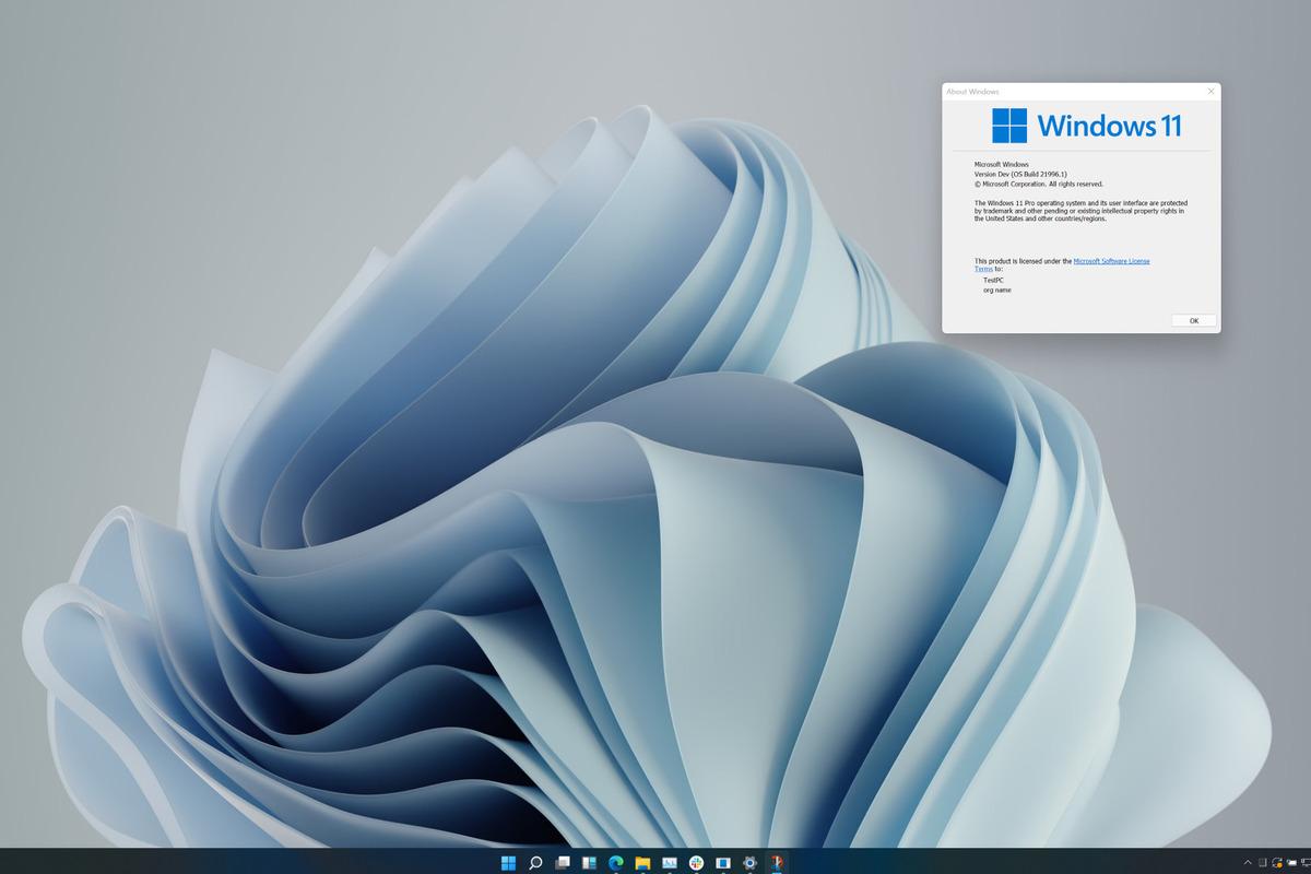 Windows 11 Chat App