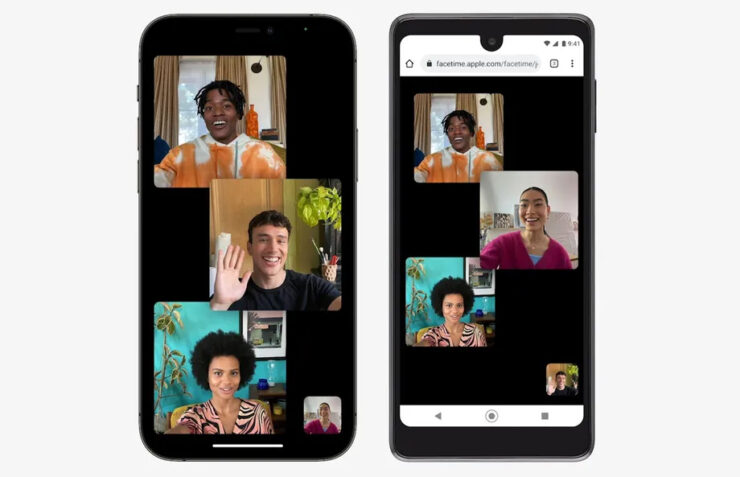 Apple FaceTime Comes to Android and Windows Through Web
