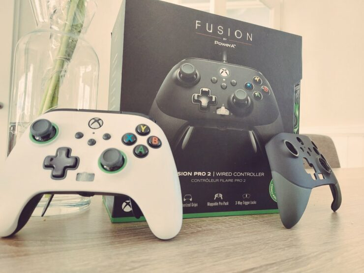 PowerA FUSION Pro 2 Wired Xbox Series X|S Controller