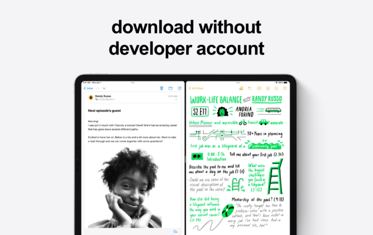Download and install iOS 15 and iPadOS 15 beta 2 without developer account