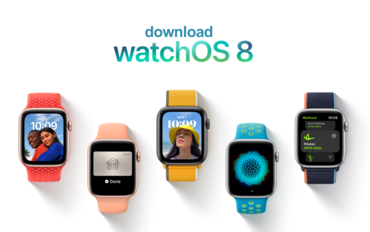 You can now download watchOS 8 beta for Apple Watch