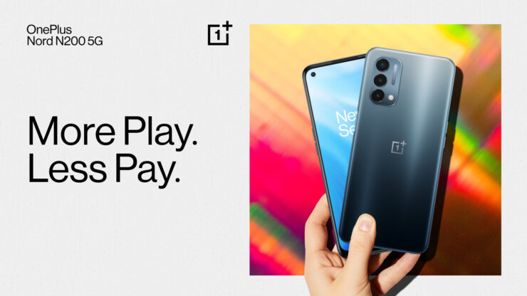 OnePlus Nord N200 is Available for Free Through T-Mobile