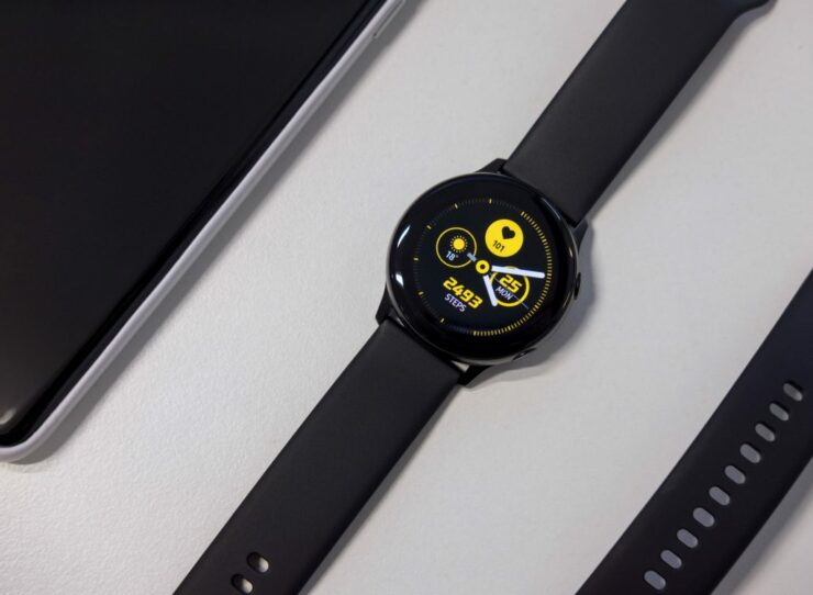 Samsung Galaxy Watch 4 Could Get a Body Composition Monitor
