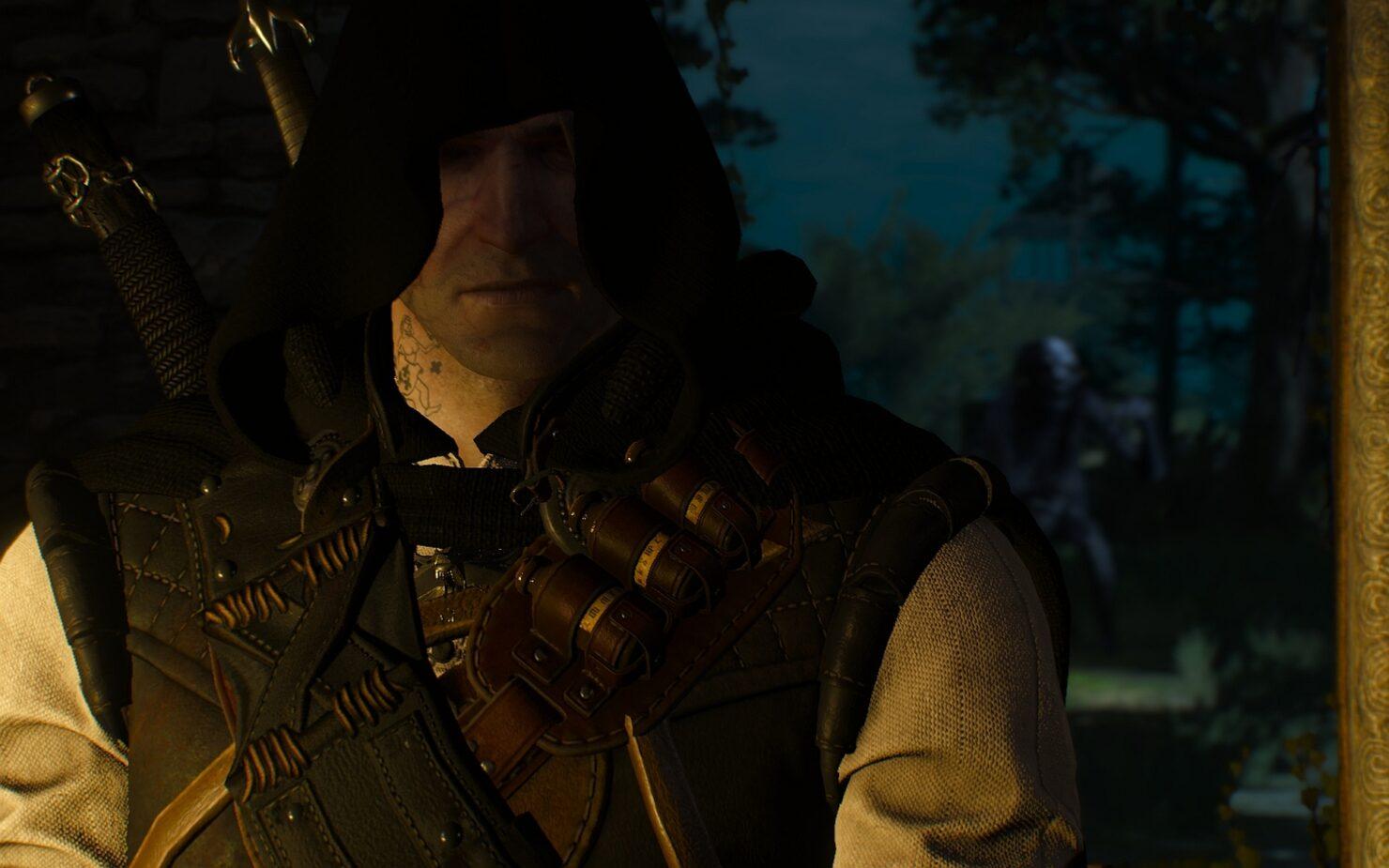 The Witcher 3 mod SCAAR