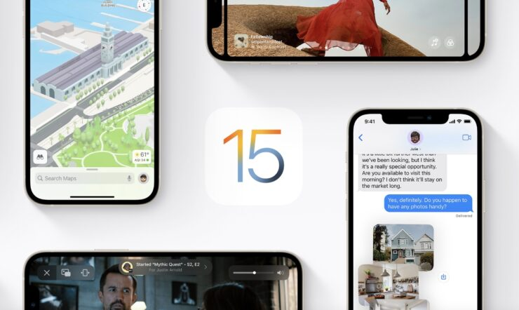 iOS 15 Personal Hotspot is getting WPA3 security