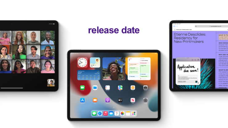 Apple officially announces iOS 15 release date time-frame along with other software