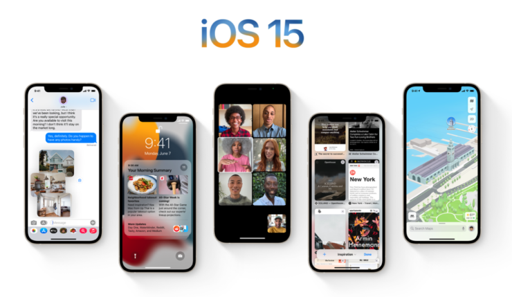 Apple will not force the iOS 15 and iPadOS 15 update on you