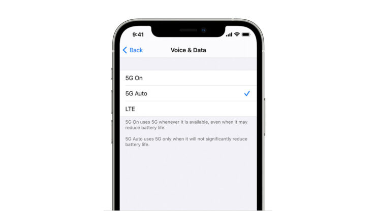 iOS 15, iPadOS 15 Will Allow iPhone 12, M1 iPad Pro to Give Priority to 5G Connections Over Wi-Fi