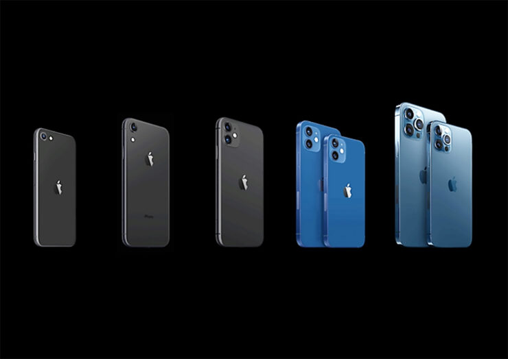 iPhone 12 Shipments Cross 100 Million Milestone in Seven Months, Equaling Long-Standing Record Held by iPhone 6 Launch