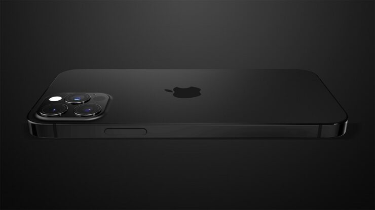 iPhone 13 Pro Black Color and Camera Features
