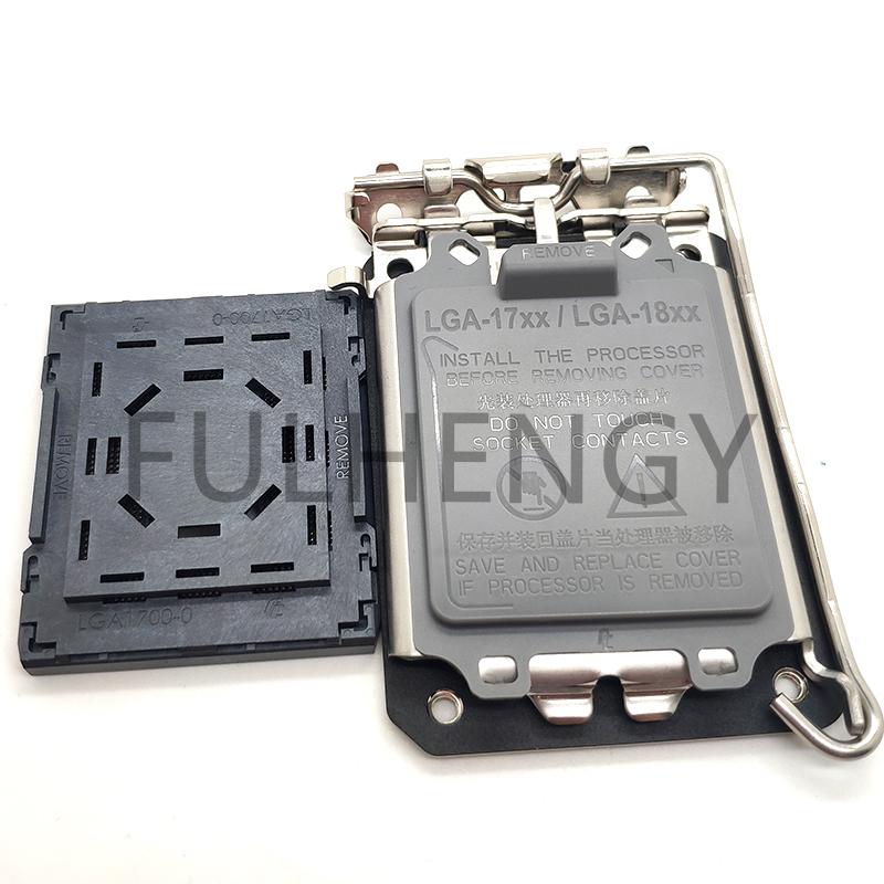LGA 1700 and LGA 1800 socket cover