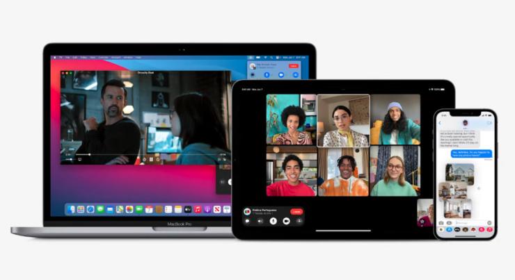 iOS 15 and macOS Monterey