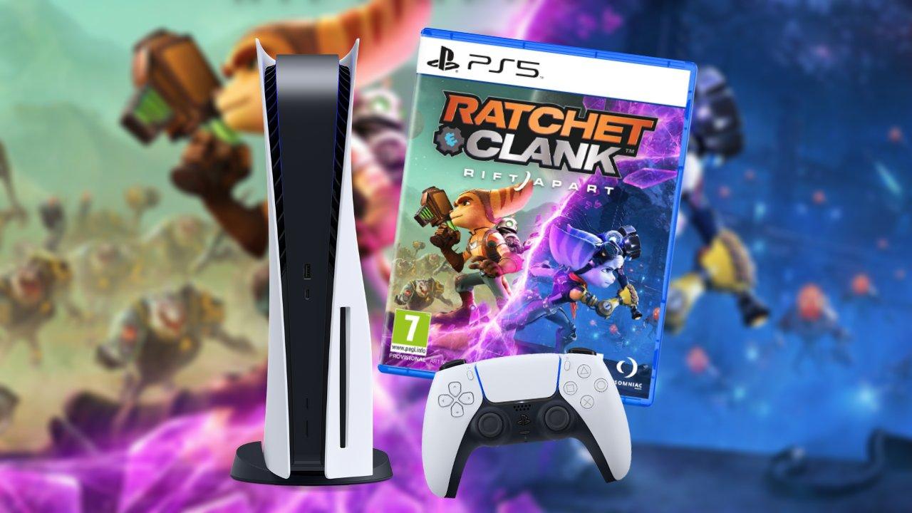 ratchet clank ps5 bundle 456