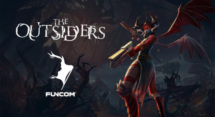 Funcom The Outsiders