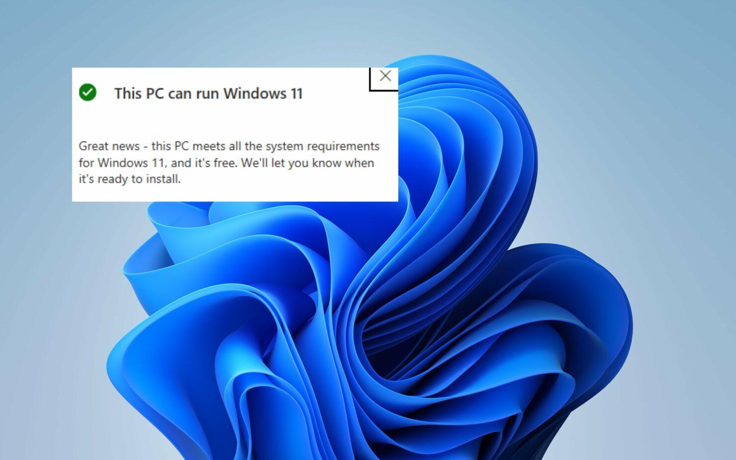 windows 11 health checker Windows 11 release free upgrade