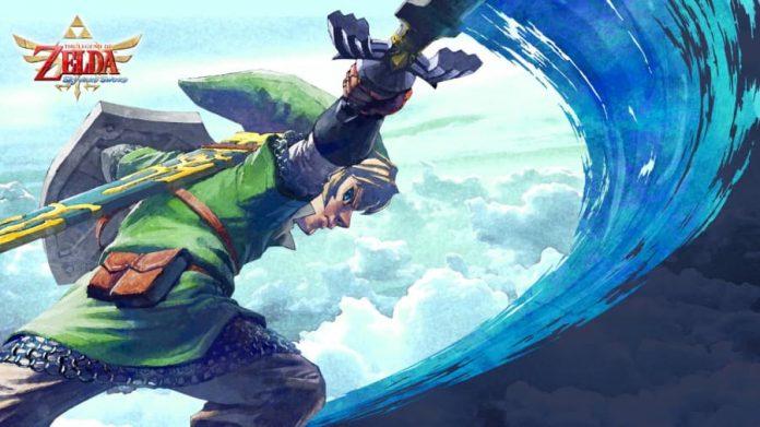zelda skyword sword hd nintendo switch pro controller qol
