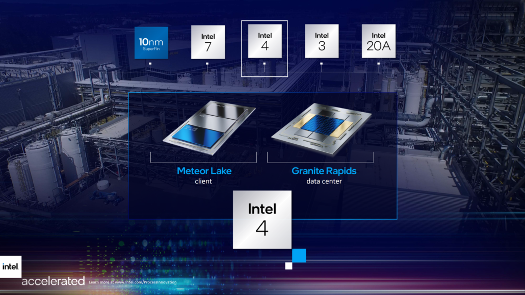 Intel Teases Meteor Lake 'Intel 7' CPU Specifications, Alder Lake CPUs Hinted For Start on 27th October two