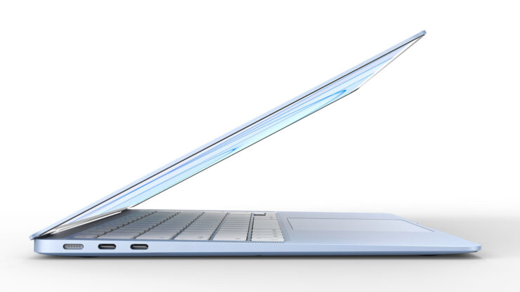 2022 MacBook Air to Feature New Design and mini-LED Upgrade