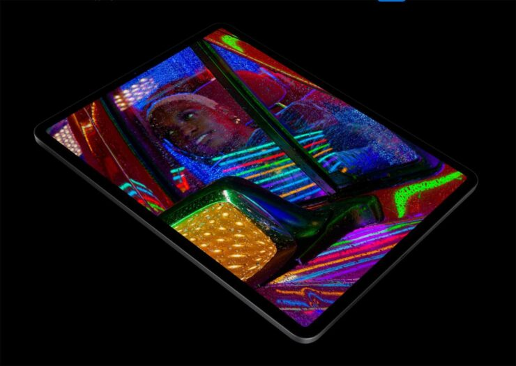 Samsung Has Received Around 120 Million OLED Panel Orders From Apple to Be Used in Future iPad Models
