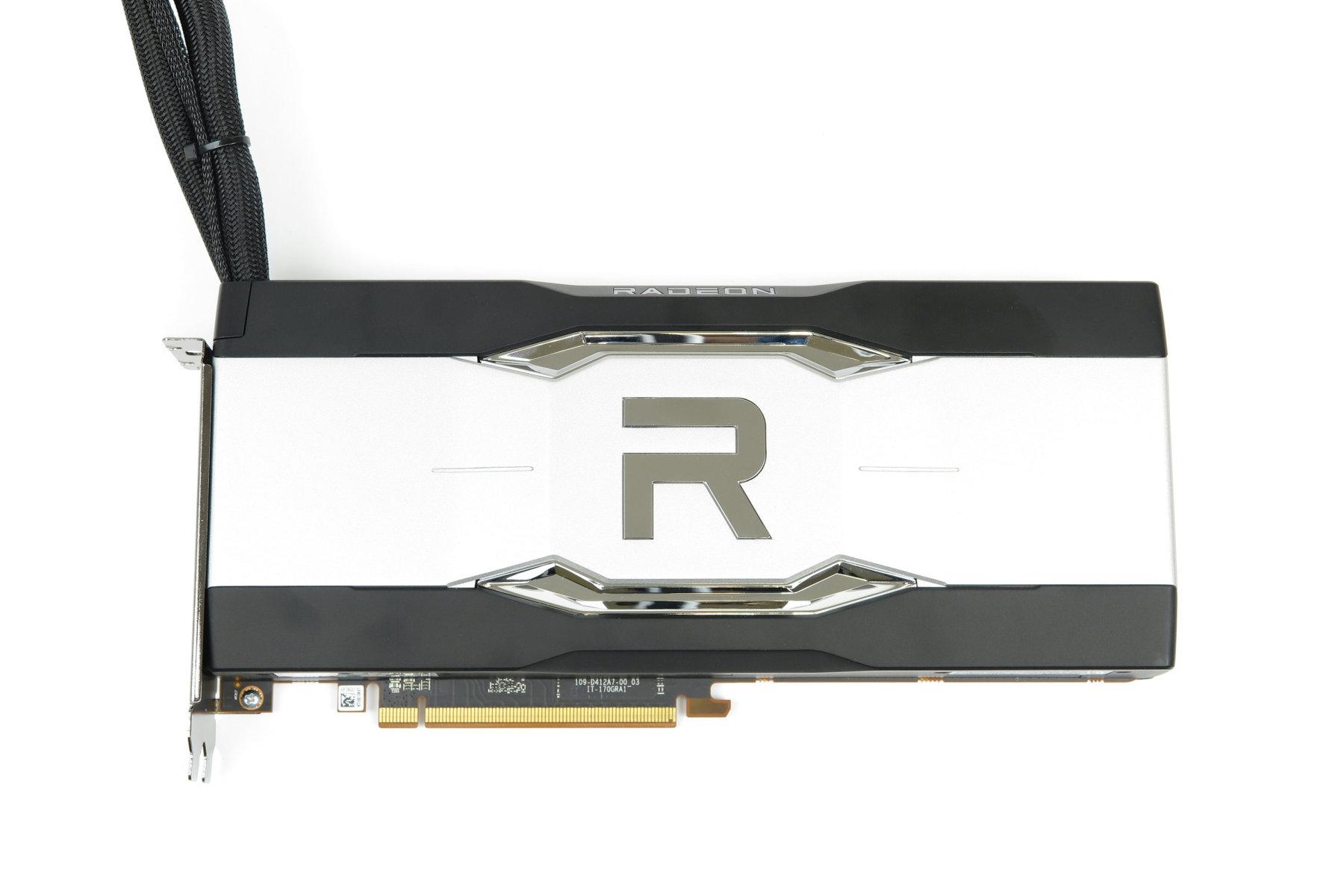 AMD Radeon RX 6900 XT LC Appears In Online Review, Navi 21 GPU Onboard