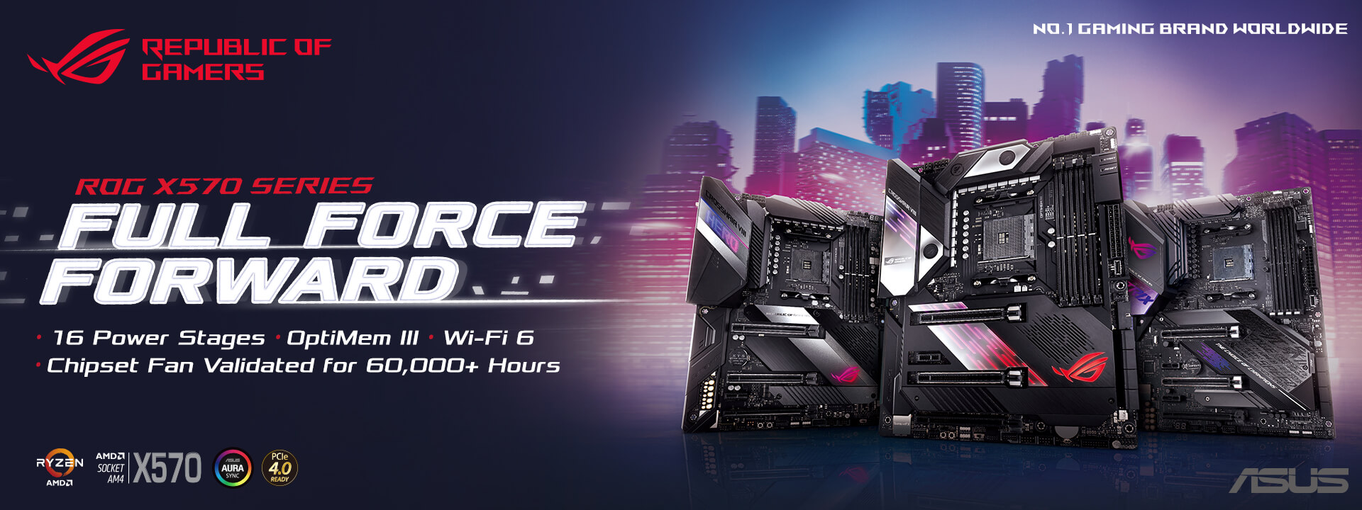ASUS Rolls Out AMD AGESA 1.2.0.3 Patch C BETA BIOS Firmware For X570 ROG Motherboards, Improves Ryzen 5000G APU Compatibility