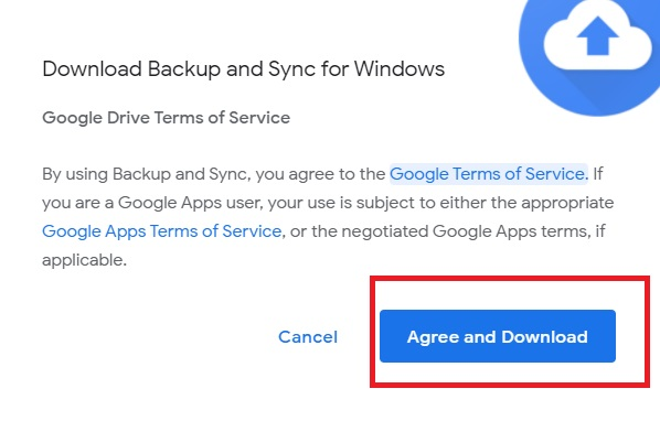Google Drive in File Explorer