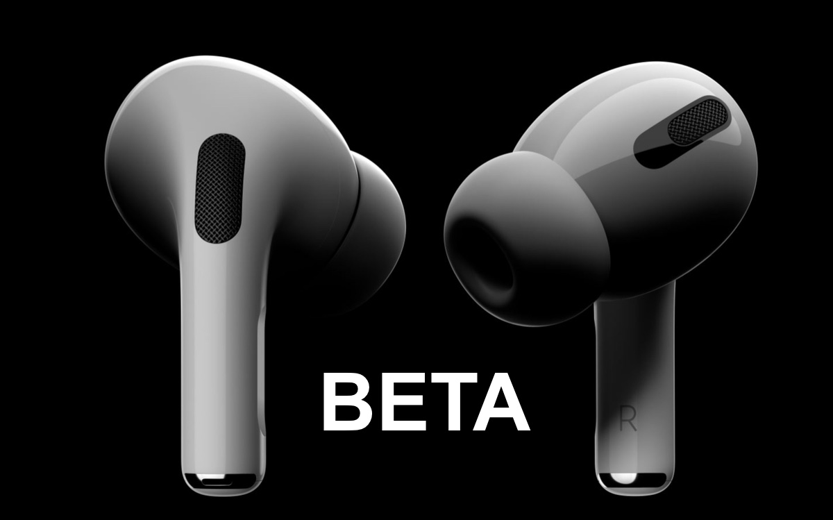 How to download and install AirPods Pro beta firmware