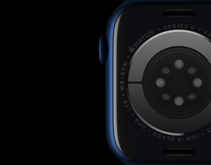 Apple Watch Glucose Monitor Sensors