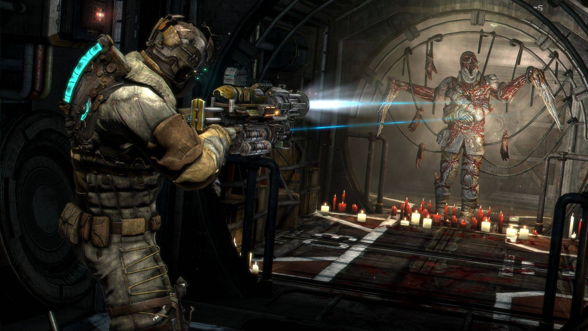 Dead Space Remake Early Comparison Highlights Massive Visual, Atmosphere Improvements