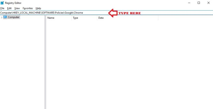 Disable Google Chrome Software Reporter