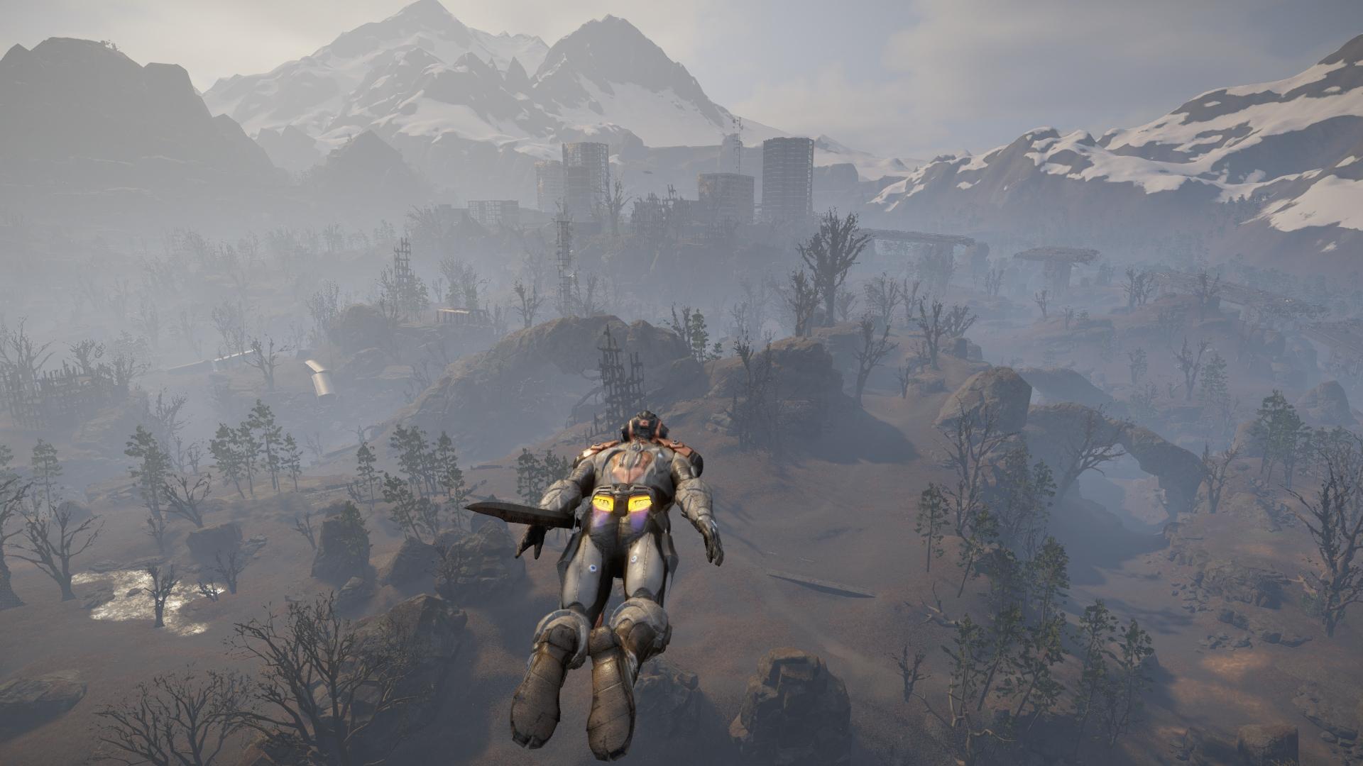 ELEX II Preview 03 Jetpack | RPG Jeuxvidéo