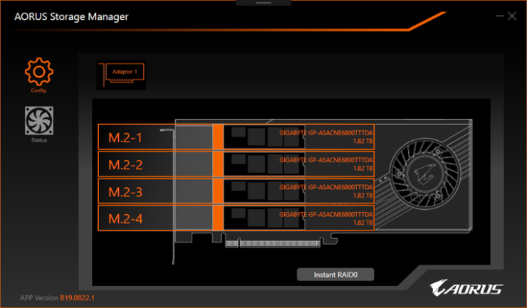 Gigabyte's AORUS Xtreme AIC SSD Unleashed - Gen 4, 32 TB Capacity, 28 GB/s Speeds, Dual-Fan Cooling