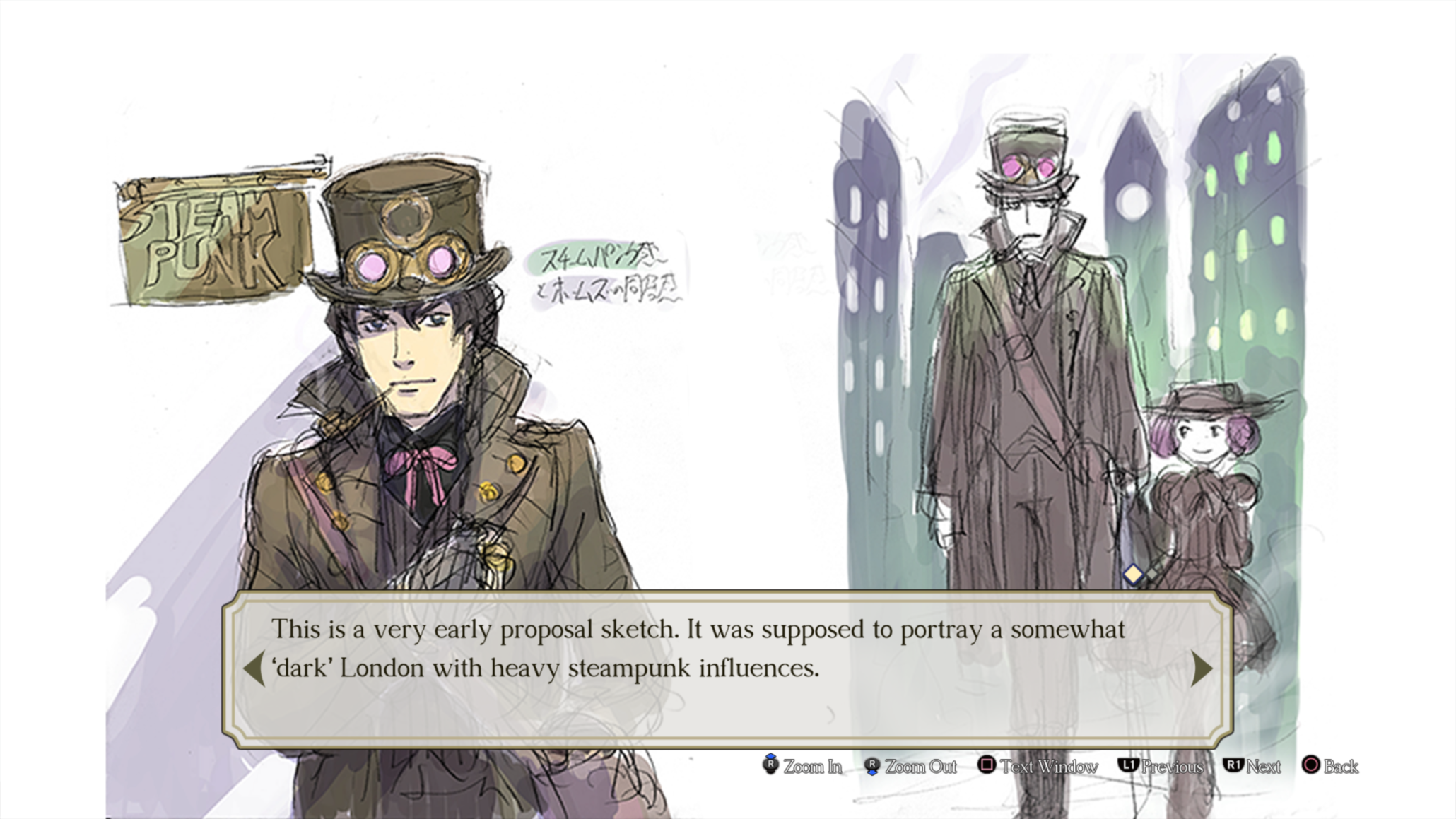 great-ace-attorney-concept-art