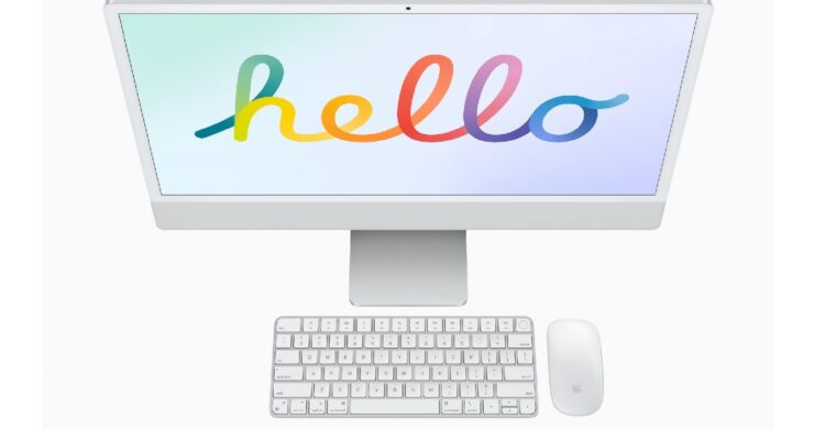 How to enable hello screen saver on Mac