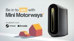 Mini Motorways Giveaway