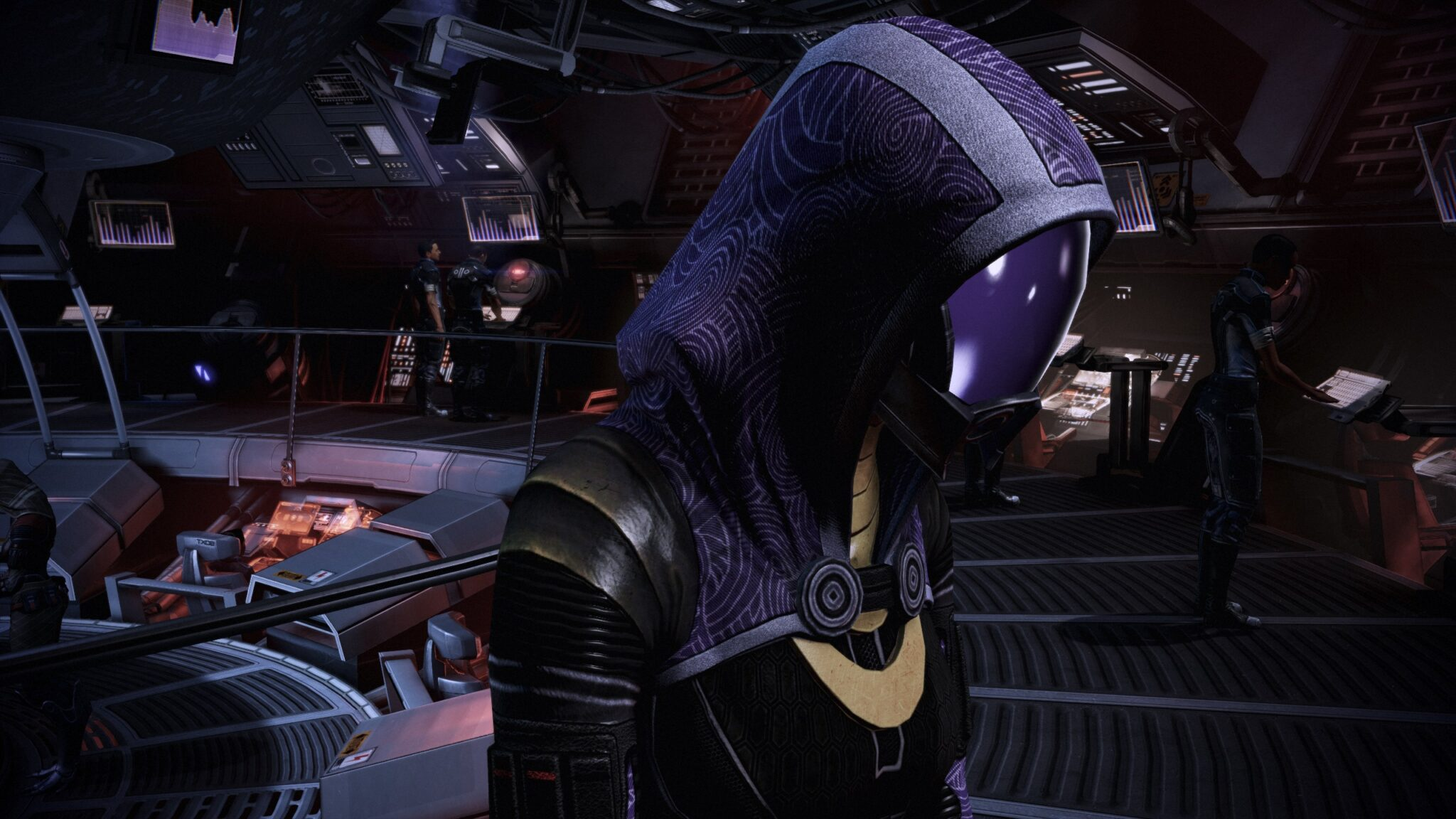 Mass Effect Legendary Edition A Lot of Textures Mod Introduces High Quality Textures, Improved Static Lighting and More