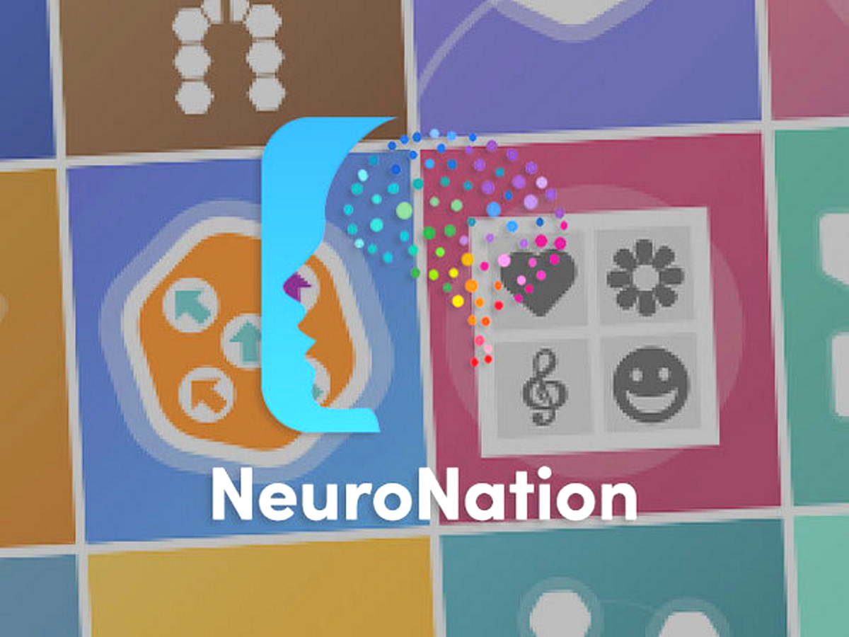 NeuroNation Brain Training 1-Yr Subscription