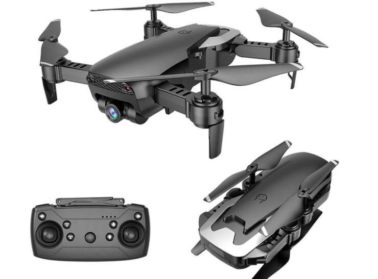 Ninja Dragon J10X Wi-Fi RC Quadcopter Drone with 1080p Wide-Angle HD Camera