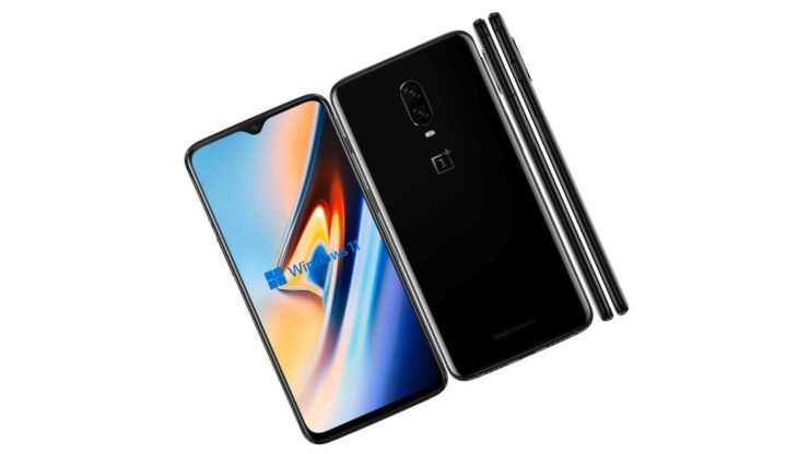 OnePlus 6T With a Snapdragon 845, Can Run Windows 11, as Seen in the Latest Video