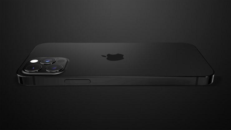 iPhone 13 Pro LiDAR Scanner