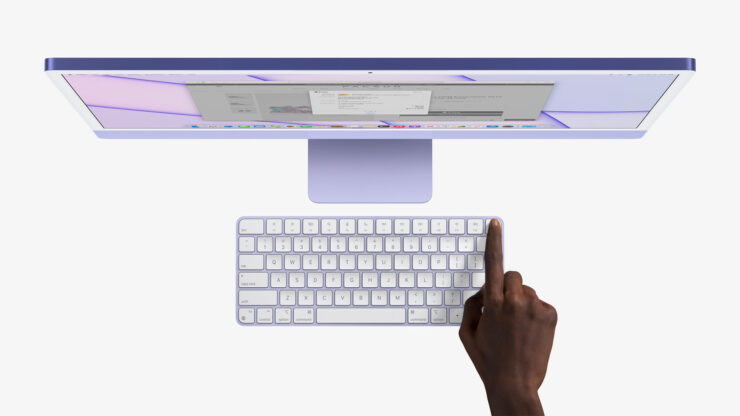 Larger Apple Silicon iMac Not Expected to Release in 2021, Likely to Drive up M1X MacBook Pro Sales