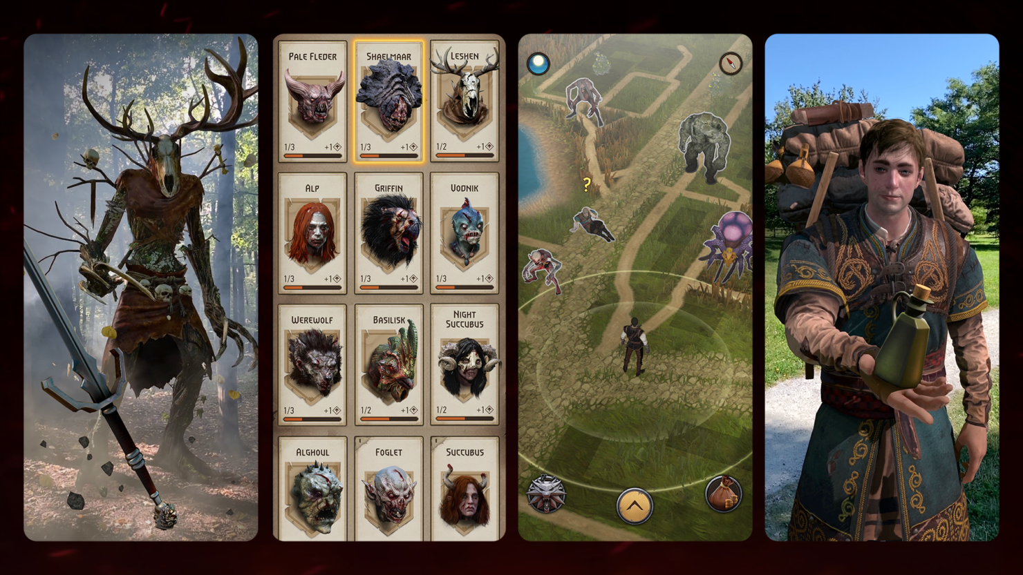 The Witcher: Monster Slayer is Finally Out for Android and iOS